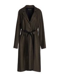Collection Privee Coats Military Green