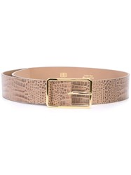 B Low The Belt Milla Leather Brown