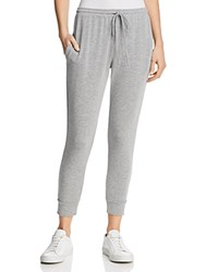 Michelle By Comune Slim Jogger Pants Heather Gray