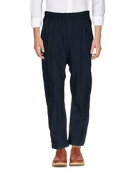 White Mountaineering Casual Pants Dark Blue