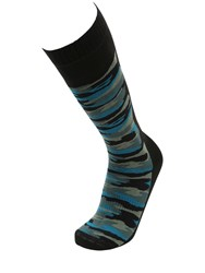 Gm Camouflage Winter Sports Tall Socks