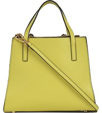 Marni 9To5 Shopping Bag Acid Gold Brown