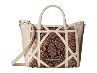 Brahmin Mini Arno Gold Handbags