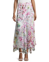 Philosophy Floral Print Maxi Skirt Kyoto Floral