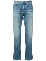 Ag Jeans Straight Leg Blue