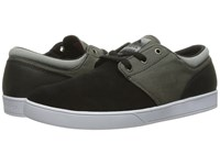 Emerica The Figueroa Black Grey White Men's Skate Shoes