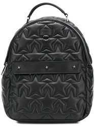 Furla Favola Quilted Backpack Black