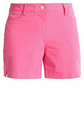 Puma Golf Sports Shorts Shocking Pink
