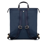 Knomo Harewood 15 Tote Backpack Bag Navy