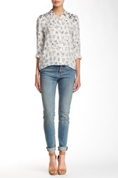 Zadig And Voltaire Emma Bleu Skinny Jean Blue