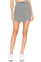 Bb Dakota Jack By Marlowe Skirt Black And White