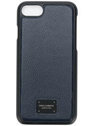 Dolce And Gabbana Iphone 6 7 S Case Blue