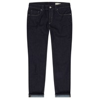 Selected Homme Mario Slim Jeans Mid Blue