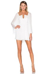 Free People Aquarius Party Dress White