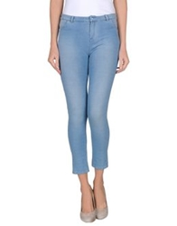 Ermanno Scervino Beachwear Beach Pants Blue