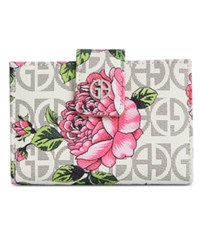 Giani Bernini Block Signature Frame Indexer Wallet Created For Macy's Rose White