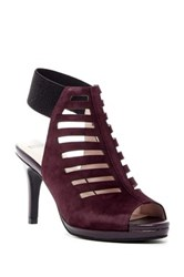 Revolution Absolutely Not Ankle Strap Pump Purple