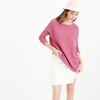 J.Crew Collection Cashmere Boatneck Tunic