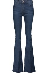 Mih Jeans M.I.H Marrakesh Mid Rise Flared Mid Denim