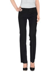 Hanita Trousers Casual Trousers Women Black