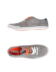 Cat Low Tops And Trainers Grey