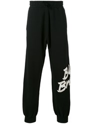 Blood Brother Channel Two Joggers Black