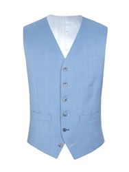 Gibson Pale Blue Vest Light Blue