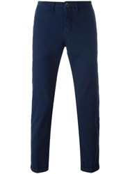 Re Hash 'Mucha' Trousers Blue