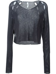 Damir Doma 'Kaly' Jumper Pink And Purple