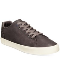 Tommy Hilfiger Men's Pawley Low Top Sneakers Men's Shoes Dark Grey