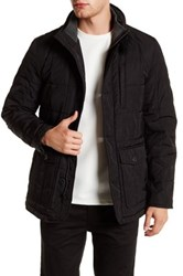 Vince Camuto Quilted Jacket Black