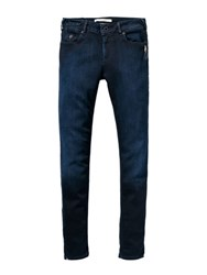 Maison Scotch Parisienne Jeans In Full Moon
