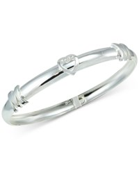 Giani Bernini Mom Flex Bangle In Sterling Silver Only At Macy's