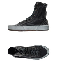 Pantofola D'oro High Tops And Trainers Dark Blue