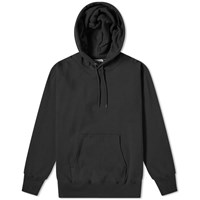 Nanamica Hooded Sweat Black