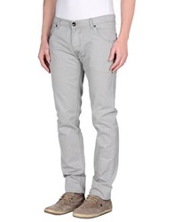 Brian Dales Casual Pants Light Grey