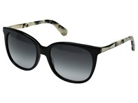 Kate Spade Julieanna S Black Gold Gray Gradient Lens