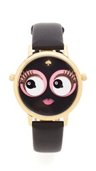 Kate Spade Metro Novelty Watch Multi Gold