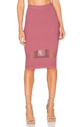 Bcbgeneration Pencil Skirt Mauve