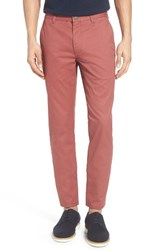 Bonobos Men's Tailored Fit Washed Chinos Fire Roasted