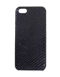 Lodis Crescent Heights Kylie Leather Iphone 5 Case Blue