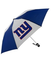 Northwest Company Mcarthur New York Giants Automatic Folding Umbrella