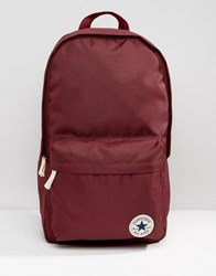 Converse Logo Backpack Red