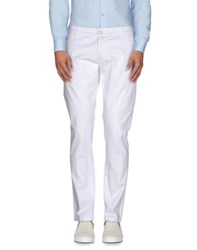 Entre Amis Trousers Casual Trousers Men White
