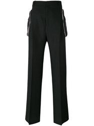 Givenchy Side Zip Pocket Trousers Black