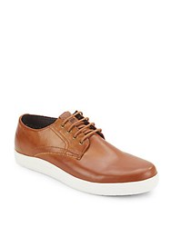 Ben Sherman Lace Up Preston Sneakers Tan