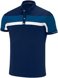 Galvin Green Men's Mitchell Ventil8 Polo Navy