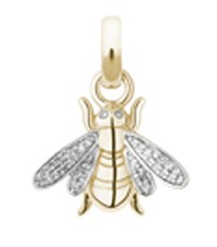 Links Of London Bee Charm Gold