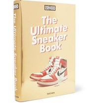 Taschen Sneaker Freaker The Ultimate Sneaker Hardcover Book Red