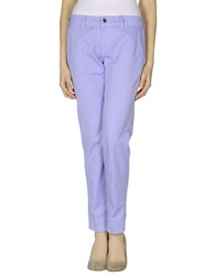 Vanessa Bruno Trousers Casual Trousers Women Lilac